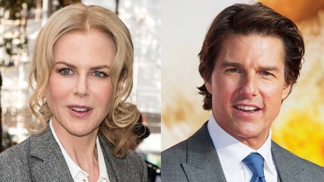 Nicole Kidman - Tom Cruise